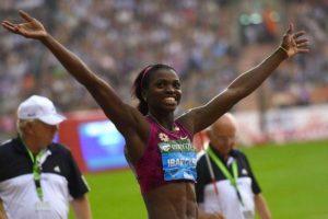 Caterine Ibargüen, Colombian athletes