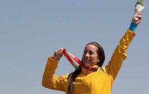 Mariana Pajón, Colombian athletes
