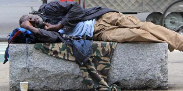 homelessness bogotá