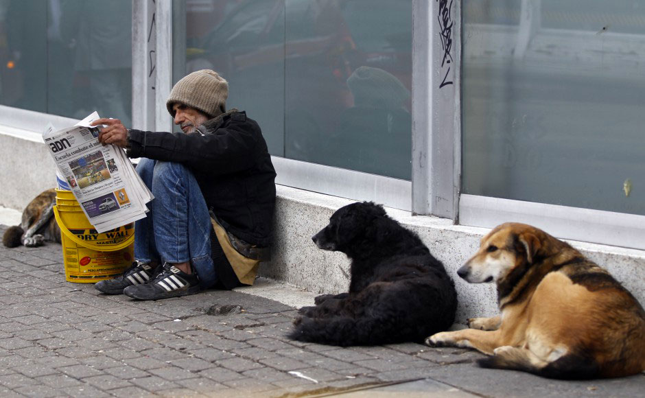 Homeless Bogotá, Bronx Bogotá, Bogotá's homeless