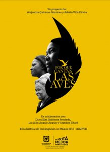 por que cantan las aves, Colombian peace process, Colombia plebiscite