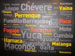 Spanish words, Colombian Spanish Vocabulary