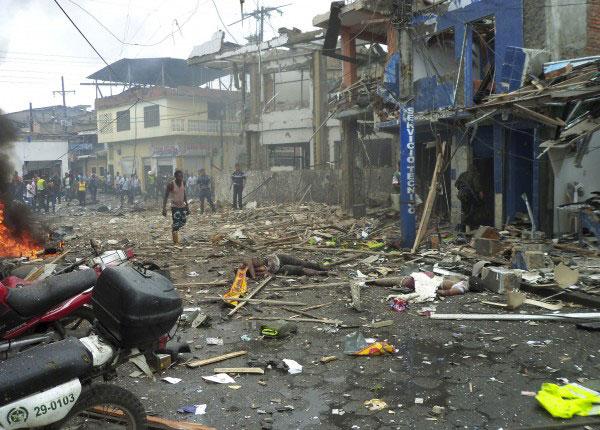 Tumaco, Colombian peace process