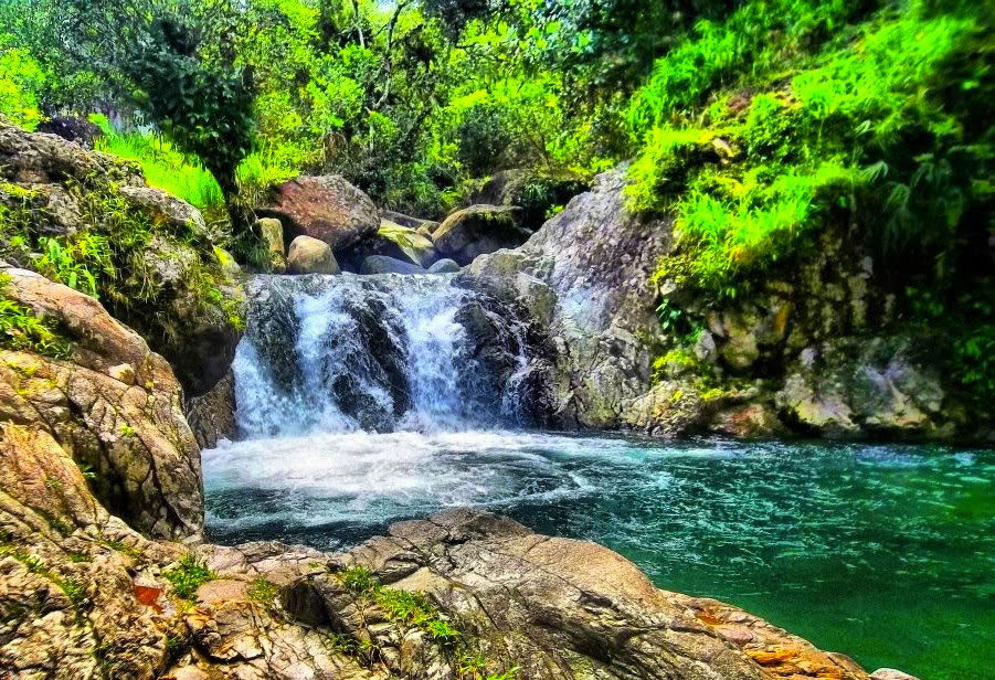 Natural Reserve San Rafael, Adventure sports Colombia