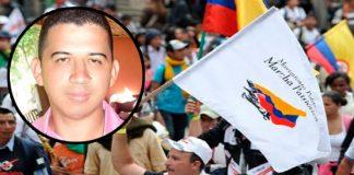 Marcha Patriótica, Human rights Colombia