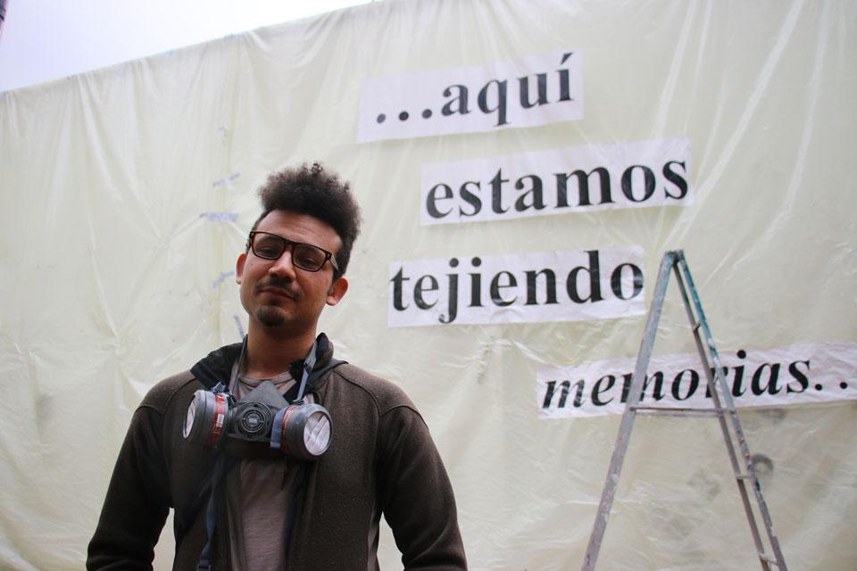 Rostros, Rastros y Trazos, Daniel Esquivia Zapata