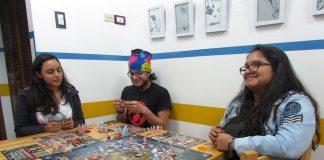 Juegos de Mesa Bogotá