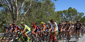 The Tour Down Under