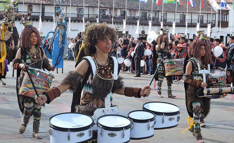 Colombian festivals, Festival Internacional de la Cultura de Boyacá Tunja