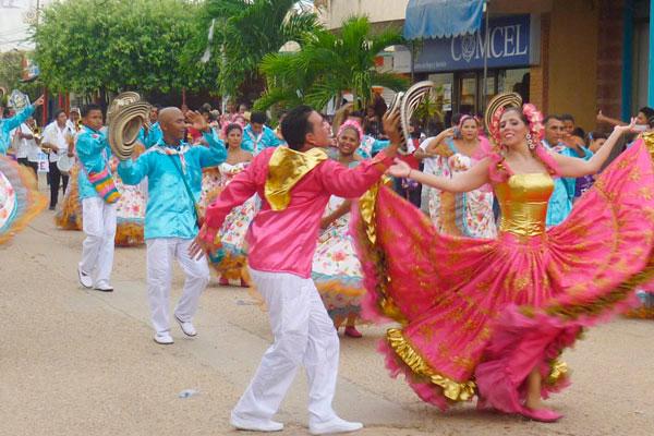 Colombian festivals, Festival del Porro, San Pelayo