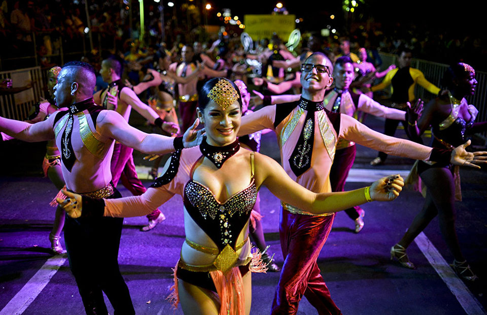 Colombian festivals, World Salsa Festival, Cali.