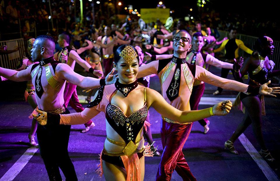 Colombian festivals, World Salsa Festival, Cali.