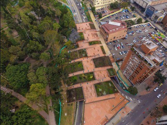 Parque Bicentenario Bogotá