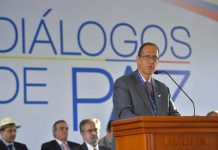 ELN Colombia, ELN peace talks