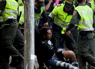 New Police Code Colombia