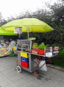 Venezuela Colombia, Venezuelans in Colombia