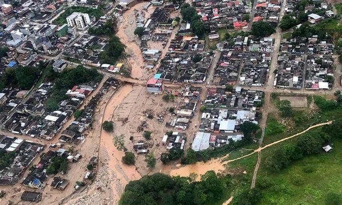 Mocoa, Putumayo, landslide, derrumbe