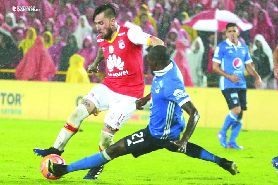 Independiente Santa Fe, La Liga Águila