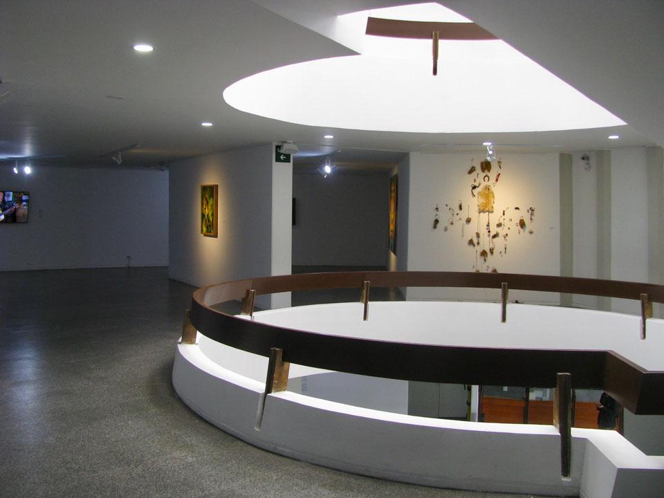 Minuto de Dios Bogotá, Museo de Arte Contemporáneo de Bogotá
