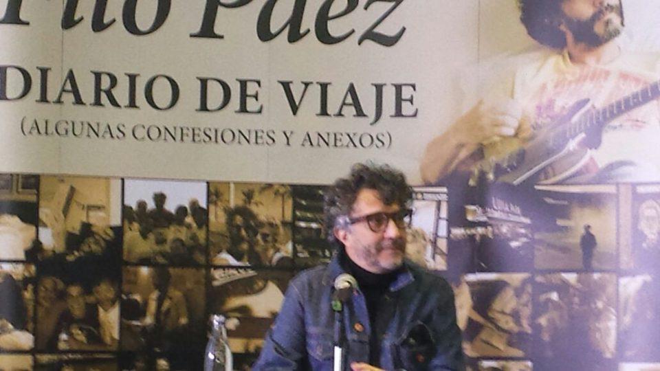 Fito Páez, FILBo 2017