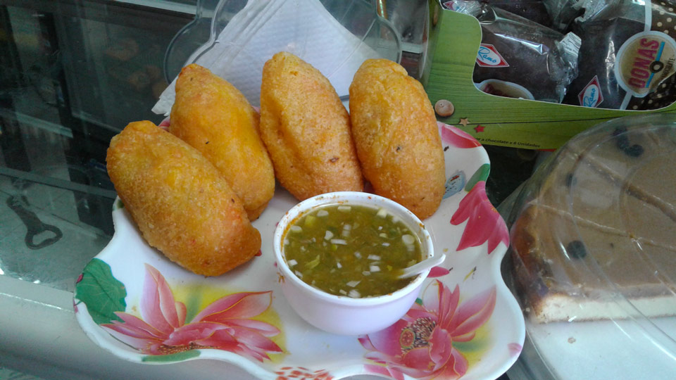 La Mesa food tour Bogotá