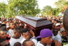 Colombian funerals
