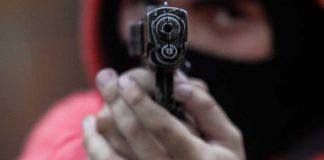 Plan pistola