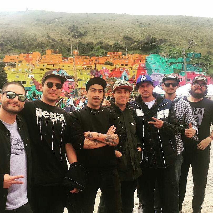 Los Puentes Ink Crew