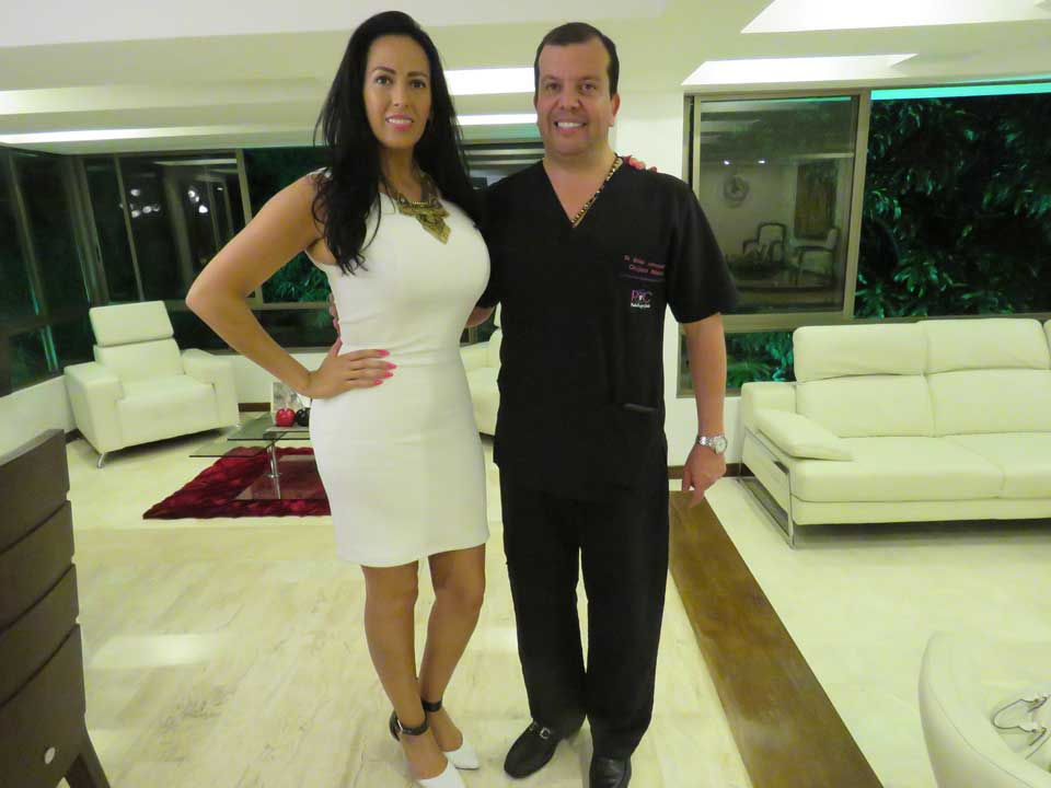 Plastic surgery in Colombia