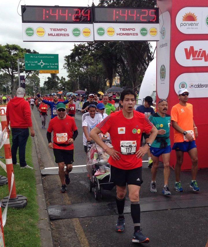 Media Maratón de Bogotá, Bogotá Half Marathon