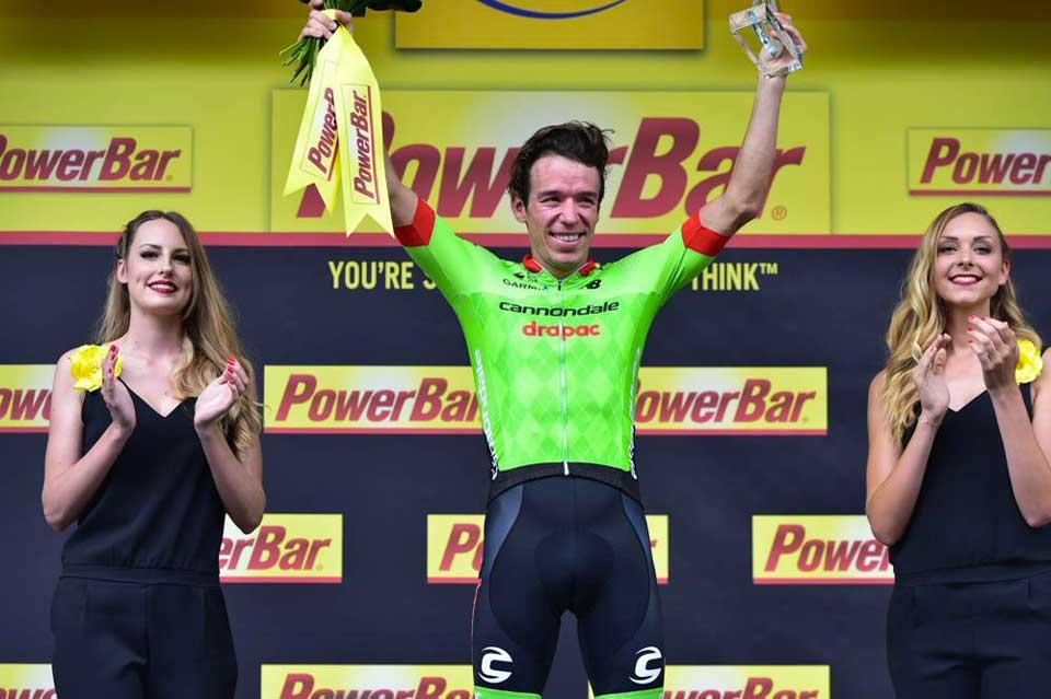 Rigoberto Urán, Tour de France 2017