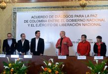 lasting peace in Colombia