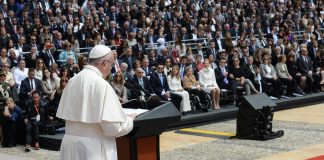 Pope Francis Bogotá
