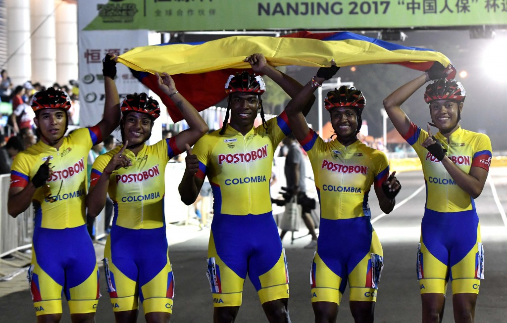 Colombia World Roller Games