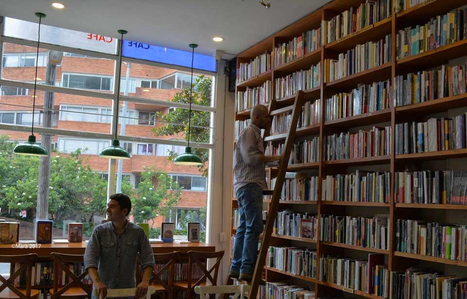 Cafe Luvina