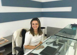 Bilingual receptionist