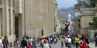 The World Bank helps pump up Bogota bike use