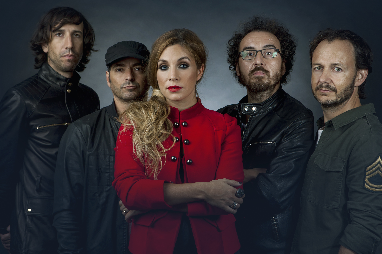 La Oreja de Van Gogh returns to rock their new album in Medellin