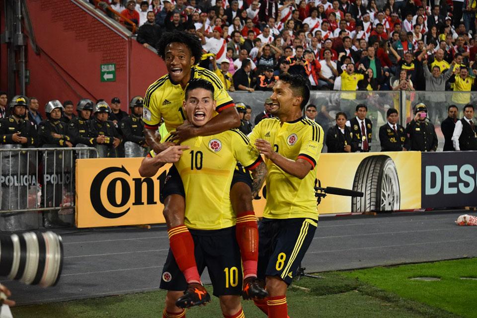 top ten memorable moments in Colombian sports