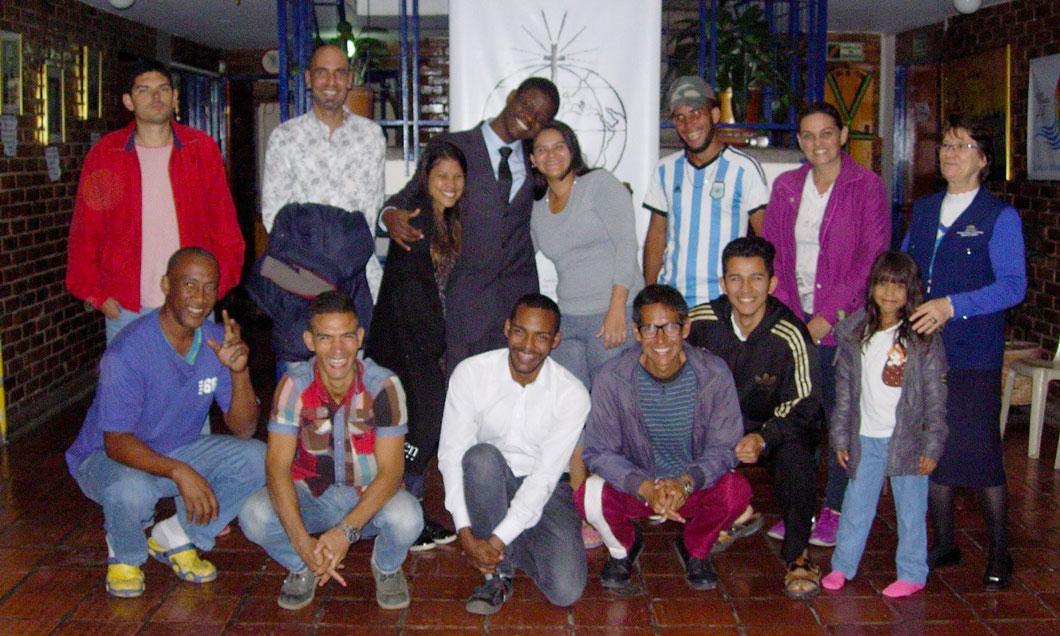 Venezuelans in Bogotá