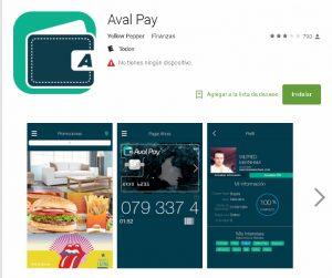 avalpay app, Smartphone banking