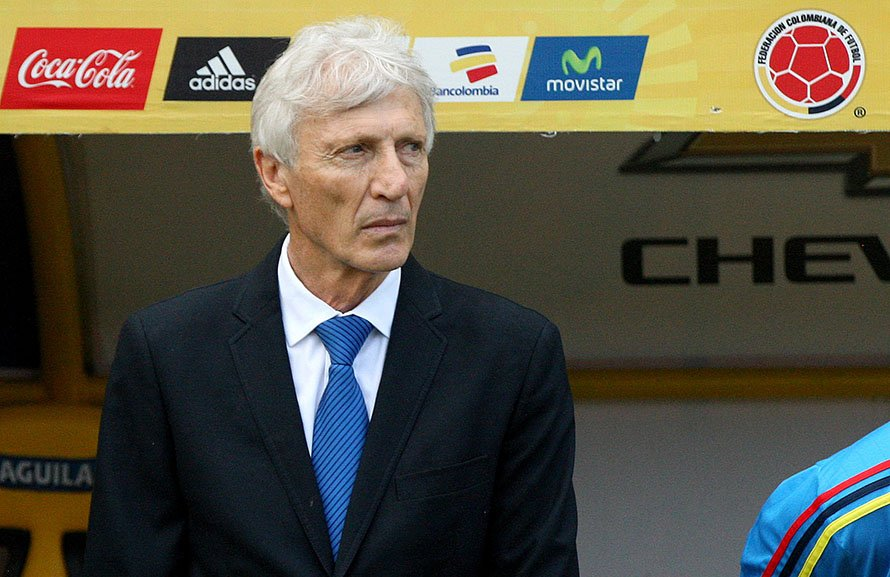 Colombia, Pékerman, World Cup squad