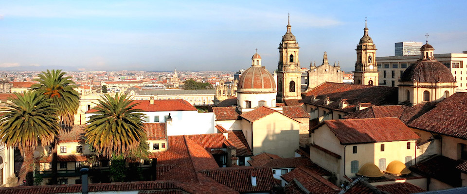 La candelaria, tours in Colombia