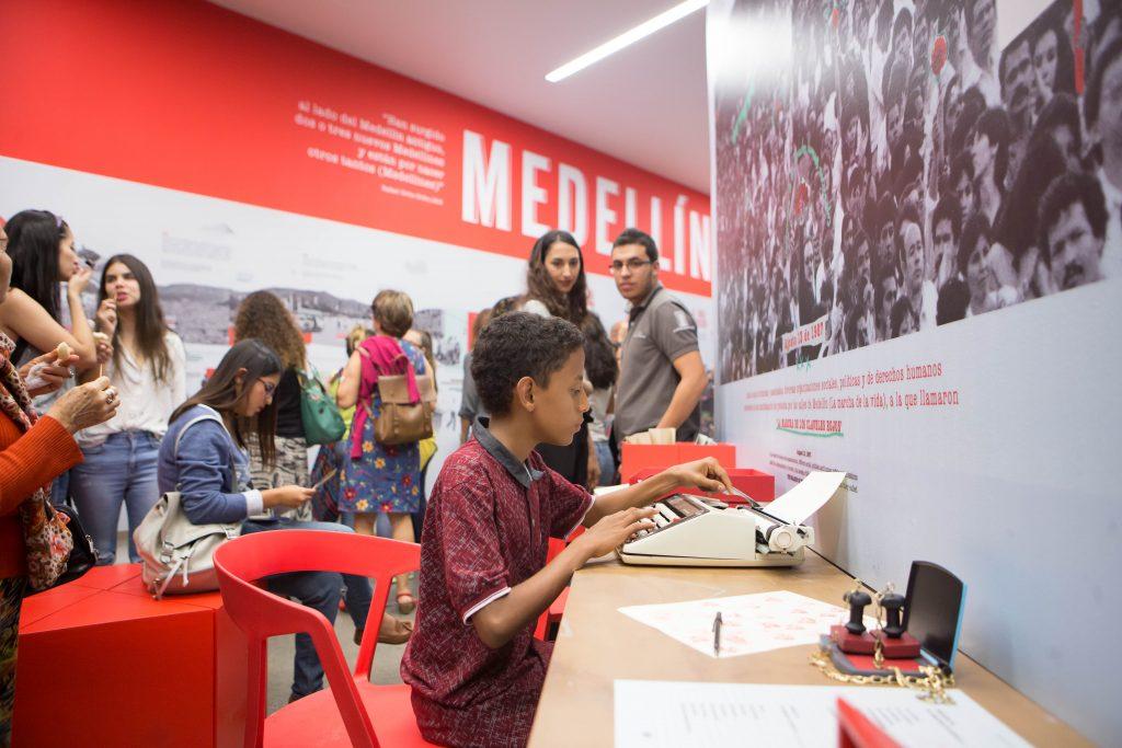 Museo Casa de la Memoria Medellin