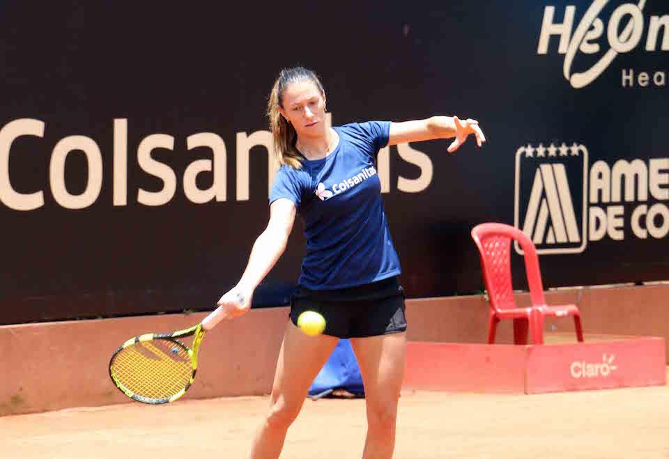 Mariana Duque-Mariño, WTA Bogotá, Claro Open Colsanitas
