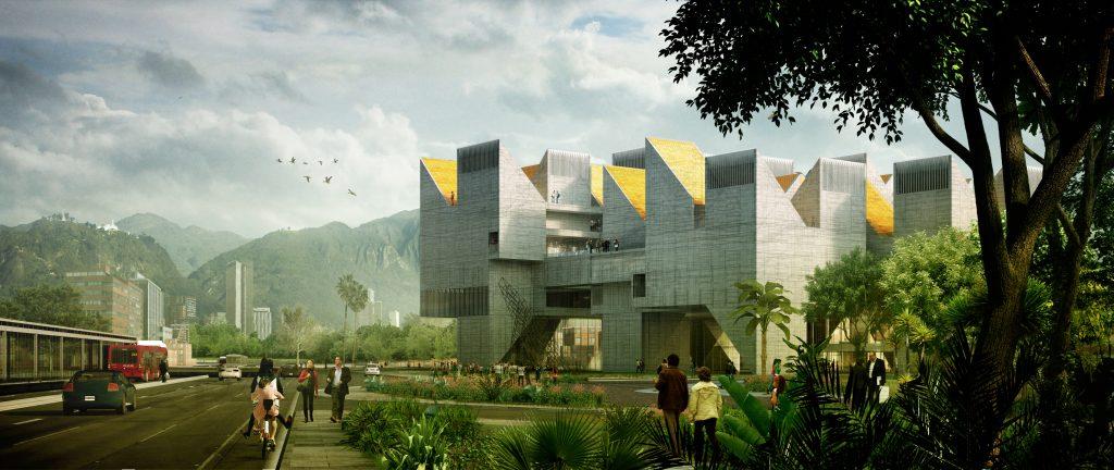 Museo de Memoria Histórica Bogotá