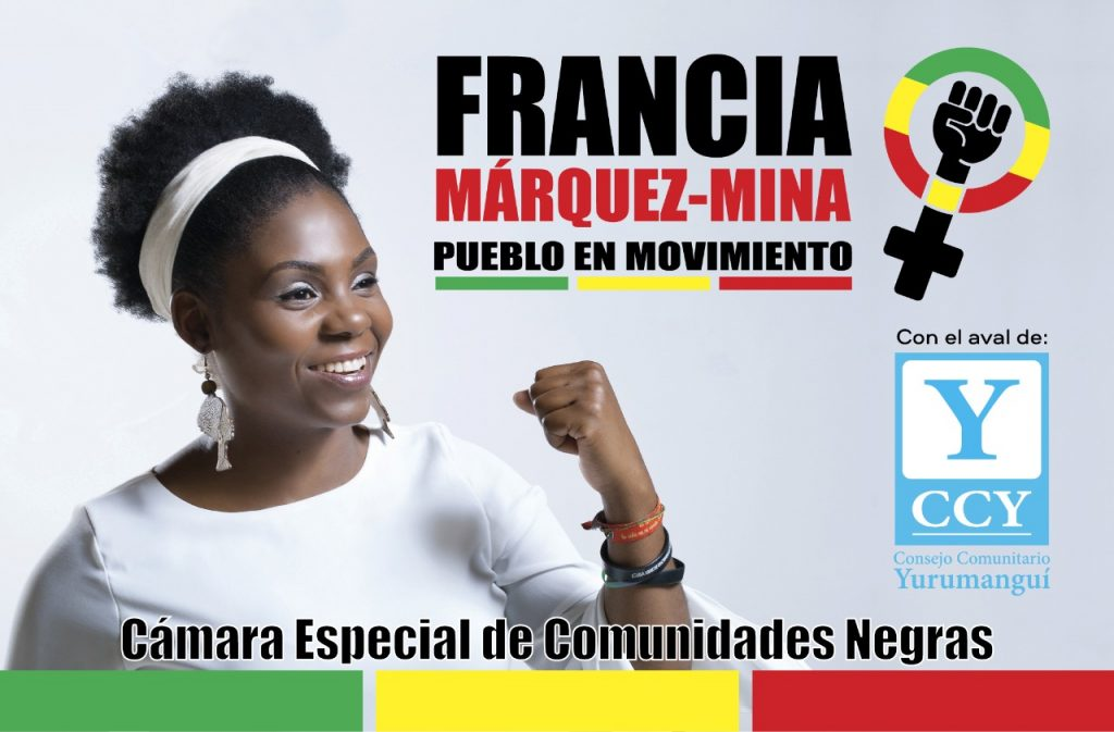 Francia Marquez Green Nobel Prize Colombia Illegal Mining