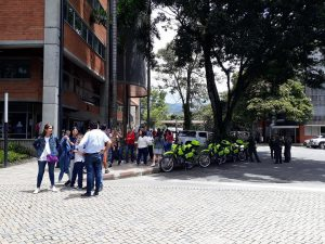 Medellin Colombia Presidential Elections 2018
