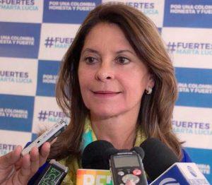 Marta Lucía Ramírez Colombia