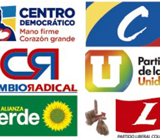 political parties in Colombia